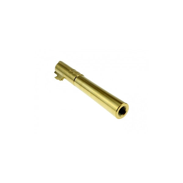 COW COW OB1 5.1 SS THREADED OUTER BARREL (.45 MARKING) - GOLD