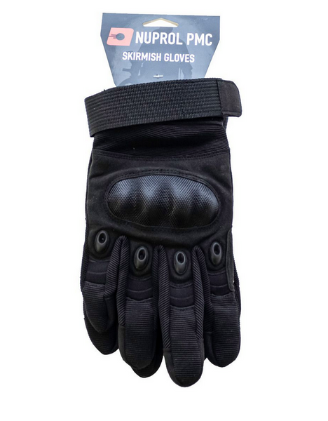Nuprol PMC Skirmish Gloves Black- Small