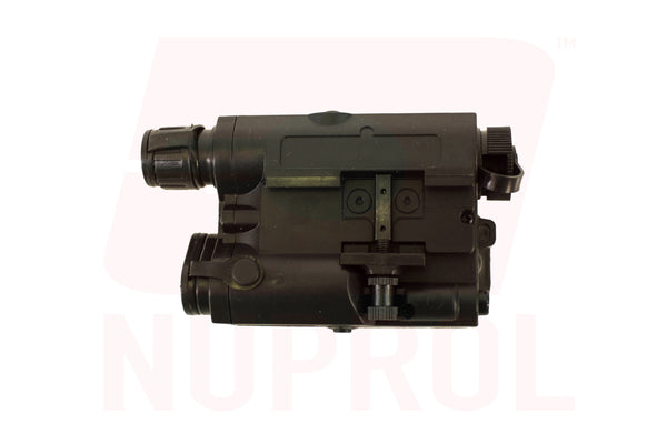 NPQ Battery Box - Black
