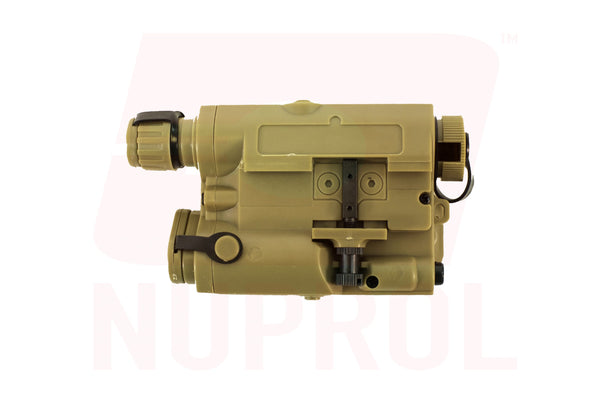 NPQ Battery Box - Tan