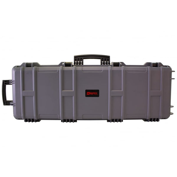 Nuprol Large Hard Case Wave Foam Grey