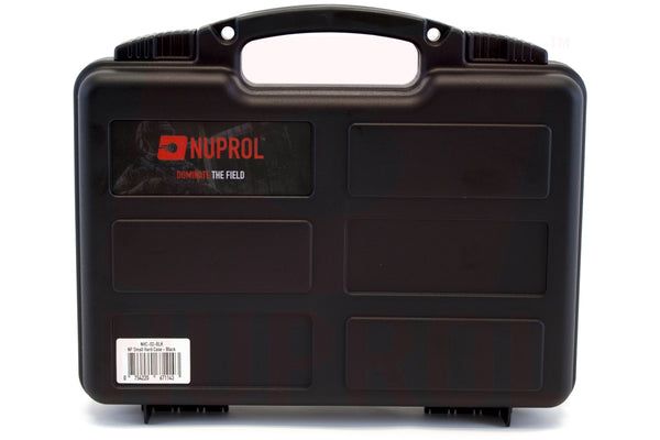 Nuprol small hard case (Wave Foam) black