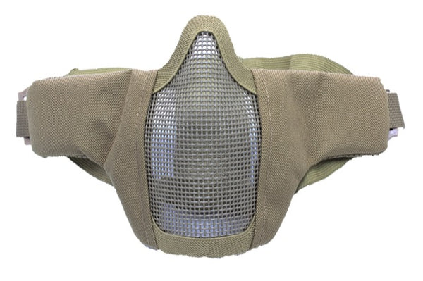 Oper8 Mesh Mask - Tan