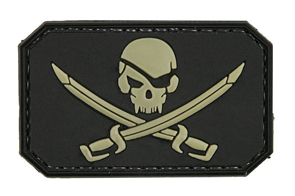 Skull & Crossbone - 3D Badge