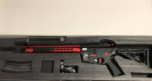 SPECNA ARMS B141 M4 RIFLE RED EDITION