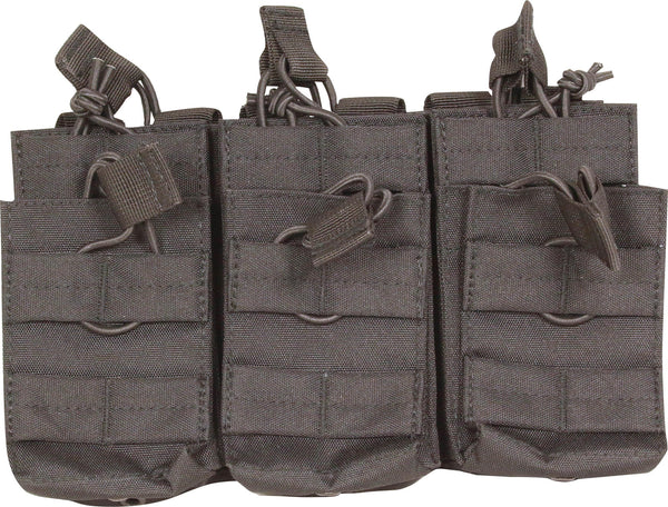 Triple Duo Mag Pouch black