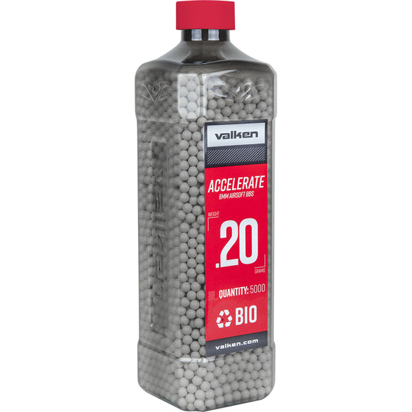 Valken 0.20g Biodegradable BB'S 5000