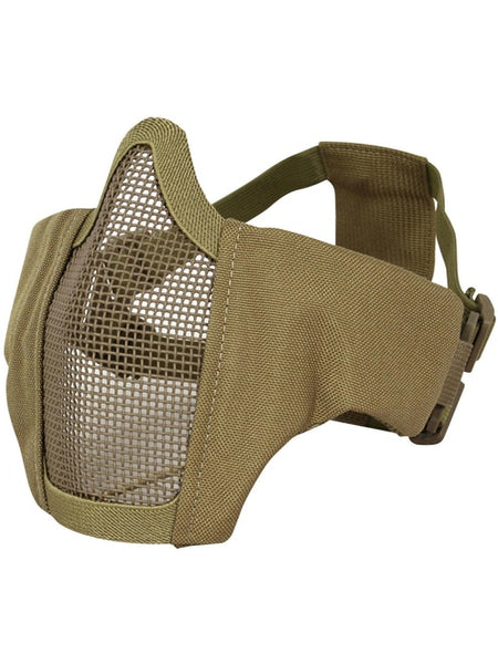 Viper Tactical Crossteel Face Mask Gen 2 Coyote