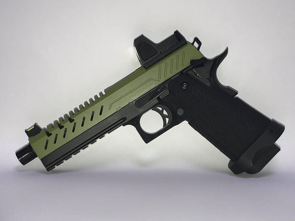 Vorsk Hi-Capa 5.1 with Red Dot Sight Green
