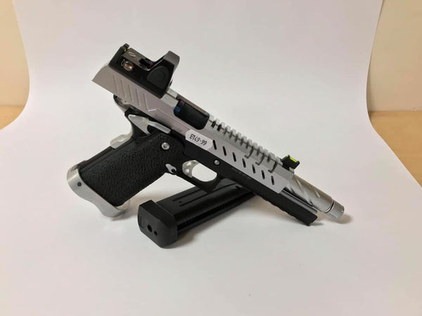 Vorsk Hi-Capa 5.1 with Red Dot Sight Silver
