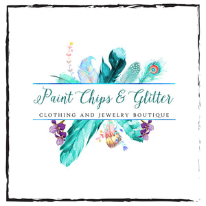 Paint Chips & Glitter Boutique