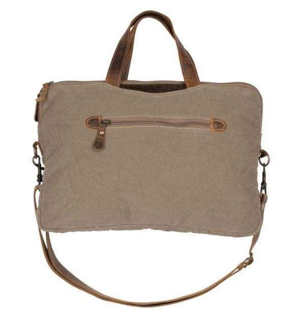 Myra Moods of Brown Messenger Bag - Regular - Default