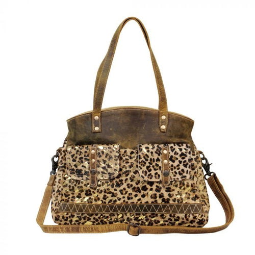 Myra Wild in the Woods Shoulder Bag - Paint Chips & Glitter