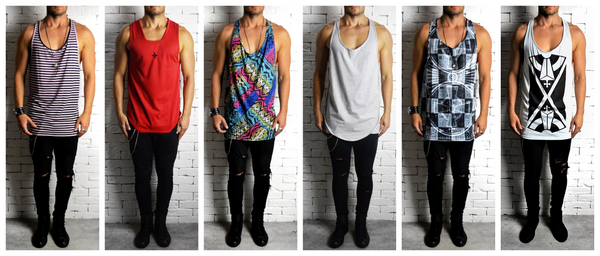Mens Vests | Alex Christopher Vests | ETTO Boutique