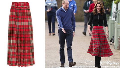 Blog Post | Tartan Skirts | ETTO Boutique