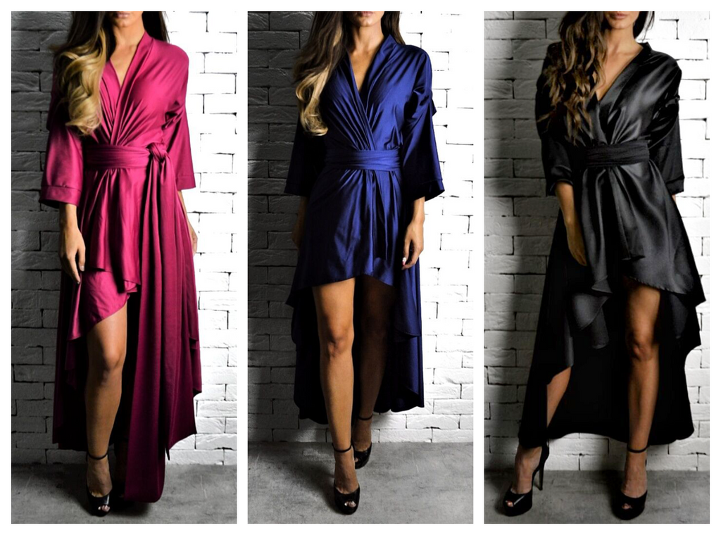 Alex Christopher Wrap Dresses | Race Day Dresses