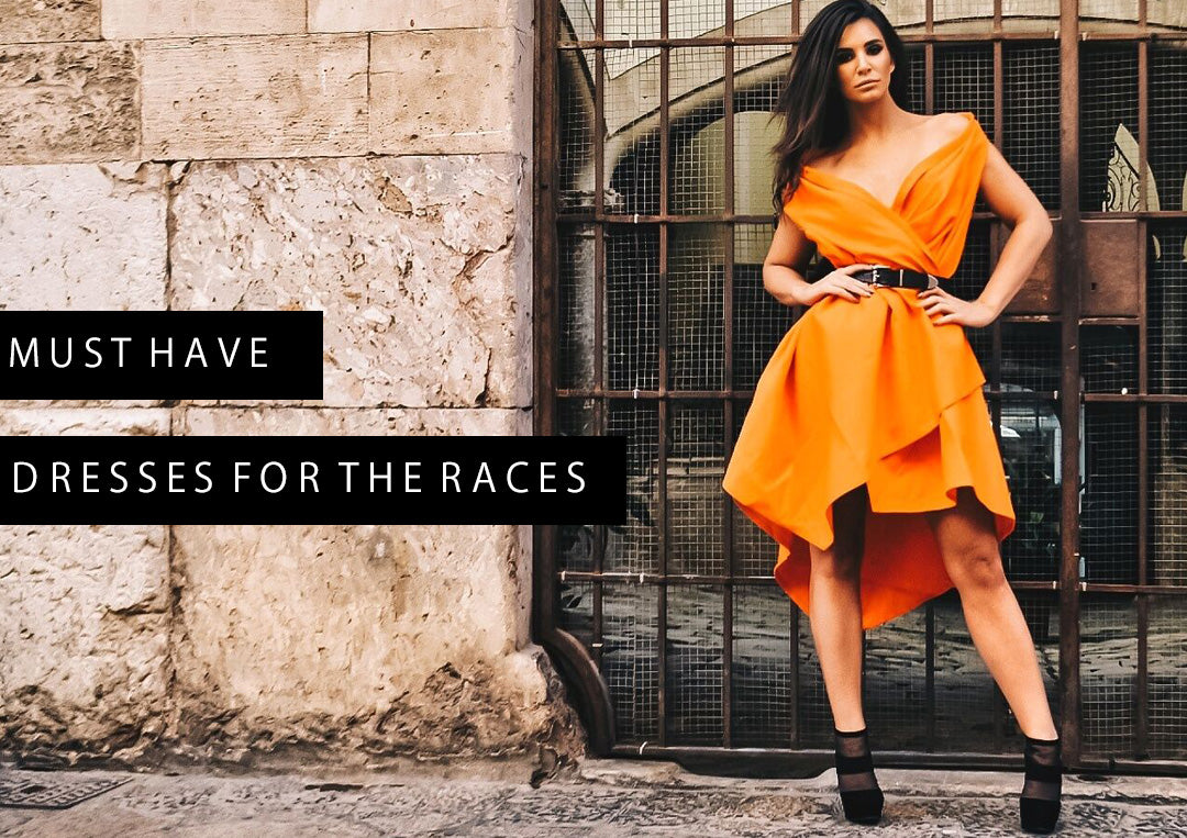 Must have dresses for the races | ladies day | ETTO Boutique