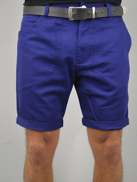 Chino Shorts - Blue