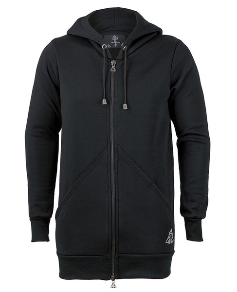 Women's Black Hoodie | Women's Jumpers & Hoodies | ETTO Boutique