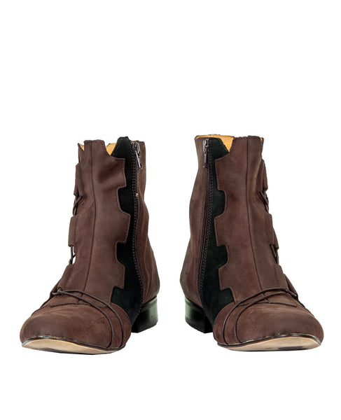 Porter Boot - Brown