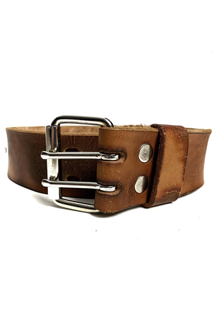 AC Roller Buckle Long Belt