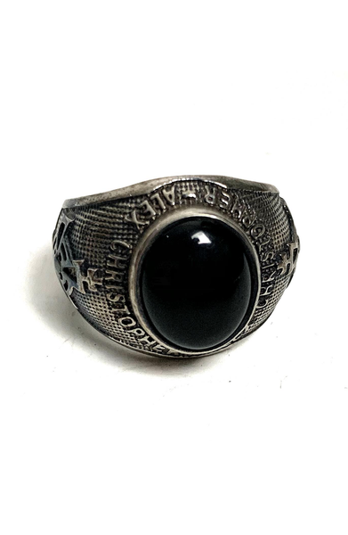 AC College Ring - Black