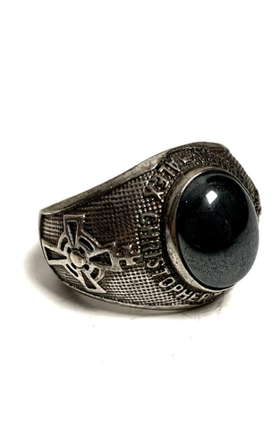 AC College Ring - Silver