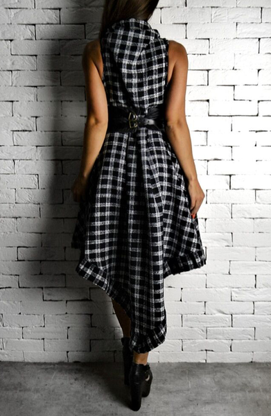 Checked Roze Dress | Dresses for the races | ETTO Boutique