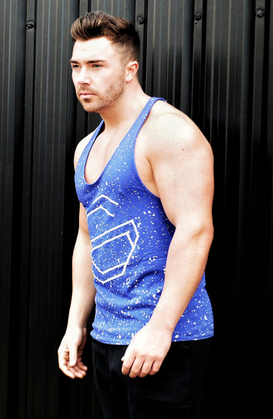 gods gift clothing racer back vest