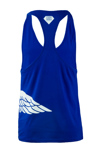 God's Gift Wings Gym Vest | Gym Clothing | ETTO Boutique