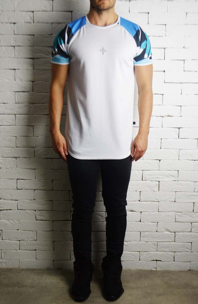 Alex Christopher raglan sleeve t-shirt