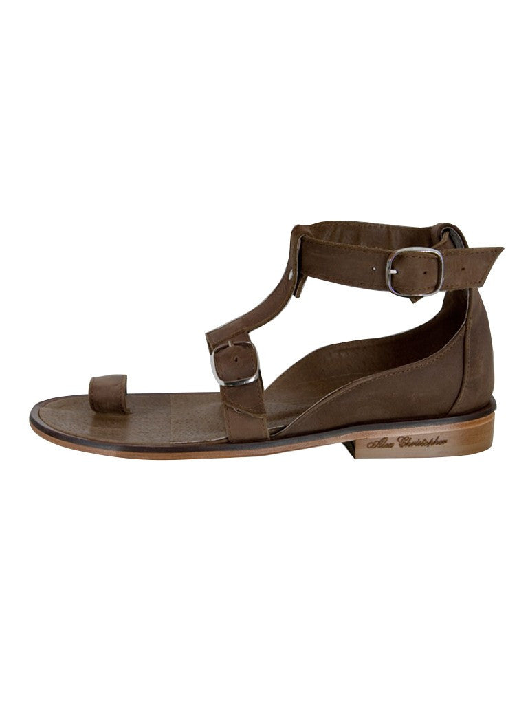 Sandal - Brown