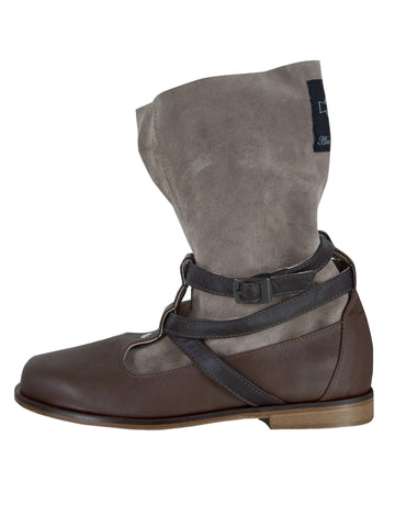 Shoe Boot - Brown