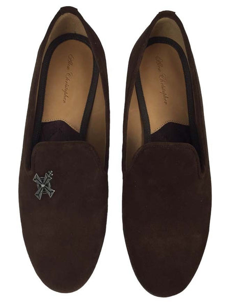Alex Christopher Brown Loafers | Etto Boutique