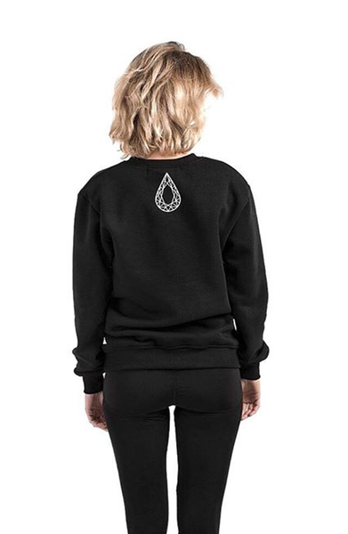 Total Black London Sweatshirt