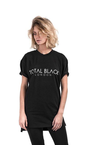 Total Black London T-Shirt