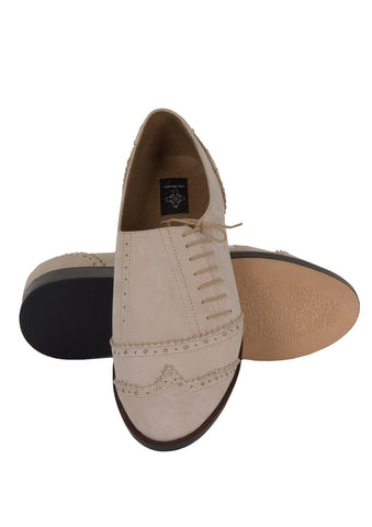 Brogue - Cream