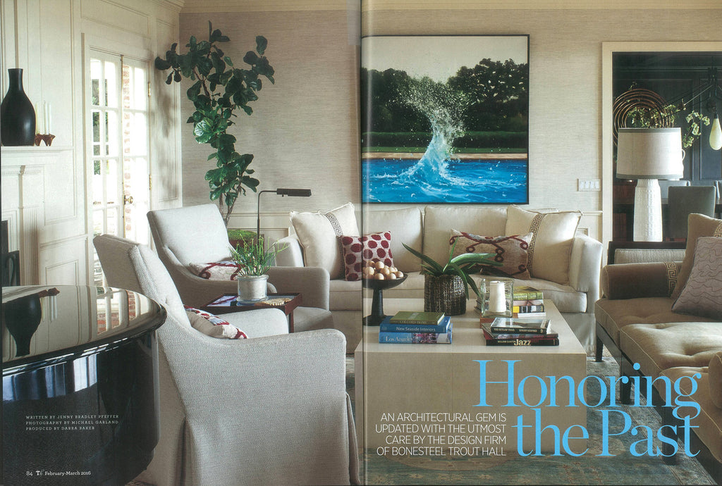 Traditional Home February 2016 - Bonesteel, Trout, Hall Tonga