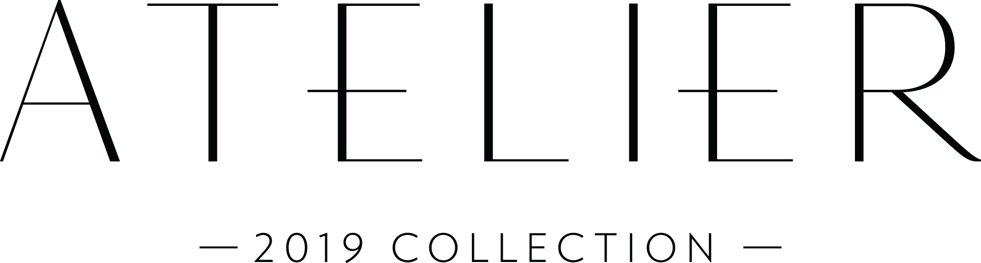 Atelier 2019 Collection logo