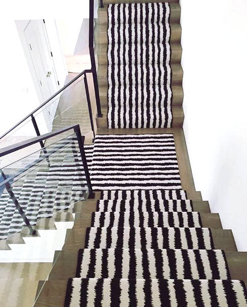 5 More Ways To Style Stairs With Wool Rugs Merida