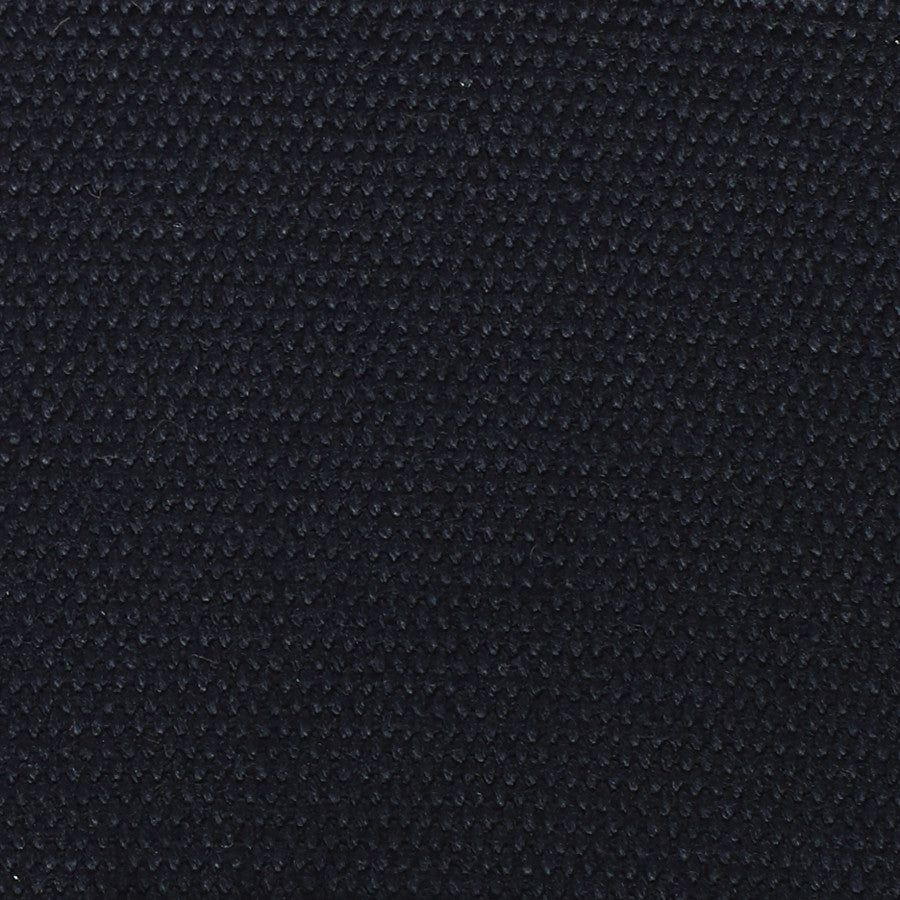 Cotton Pebble Weave Binding - Black