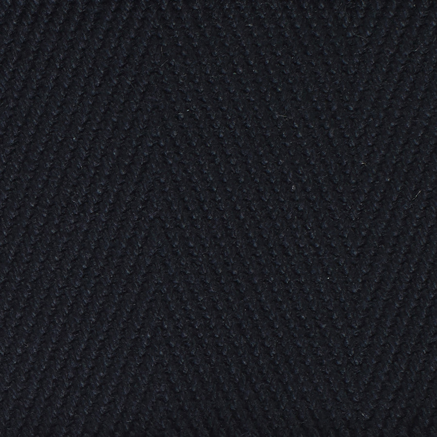 Soft Cotton Twill Binding - Black