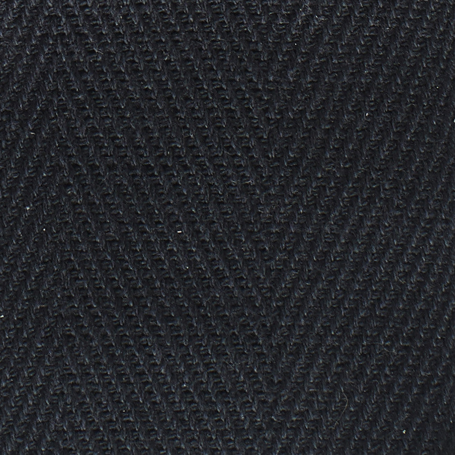 Wide Cotton Binding - Black