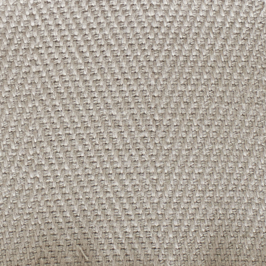 Wide Cotton Binding - Oyster Gray