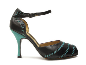 Frenesi. Arika Nerguiz Tango Dance Shoes. Broadway Theatrical Shoes.