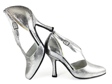 Romantica. Arika Nerguiz Tango Dance Shoes. Broadway Theatrical Shoes.