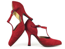 Margot. Arika Nerguiz Tango Dance Shoes. Broadway Theatrical Shoes.