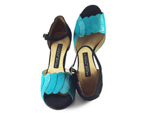 Oriana. Arika Nerguiz Dance Sandal Shoes. Broadway Theatrical Shoes.