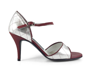 Madmoiselle. Arika Nerguiz Dance Sandal Shoes. Broadway Theatrical Shoes.