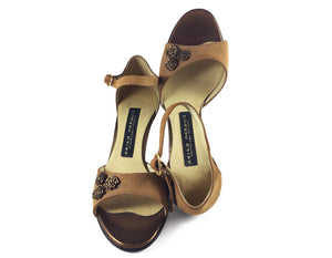 Isadora. Arika Nerguiz Tango Dance Shoes. Broadway Theatrical Shoes.
